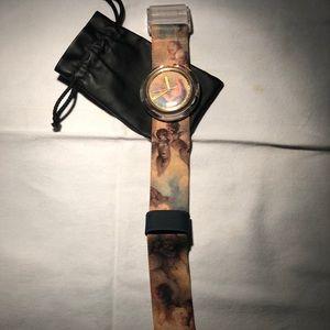 1992 Putti Pop Swatch Watch by Vivienne Westwood
